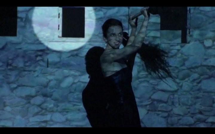 Rôle: La sorcière - Hänsel und Gretel
