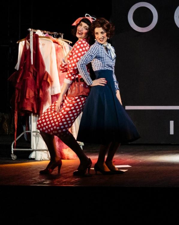 Rôle: Elvira - L'Italienne à Alger (avec Anne-Lise Polchlopek, Zulma)