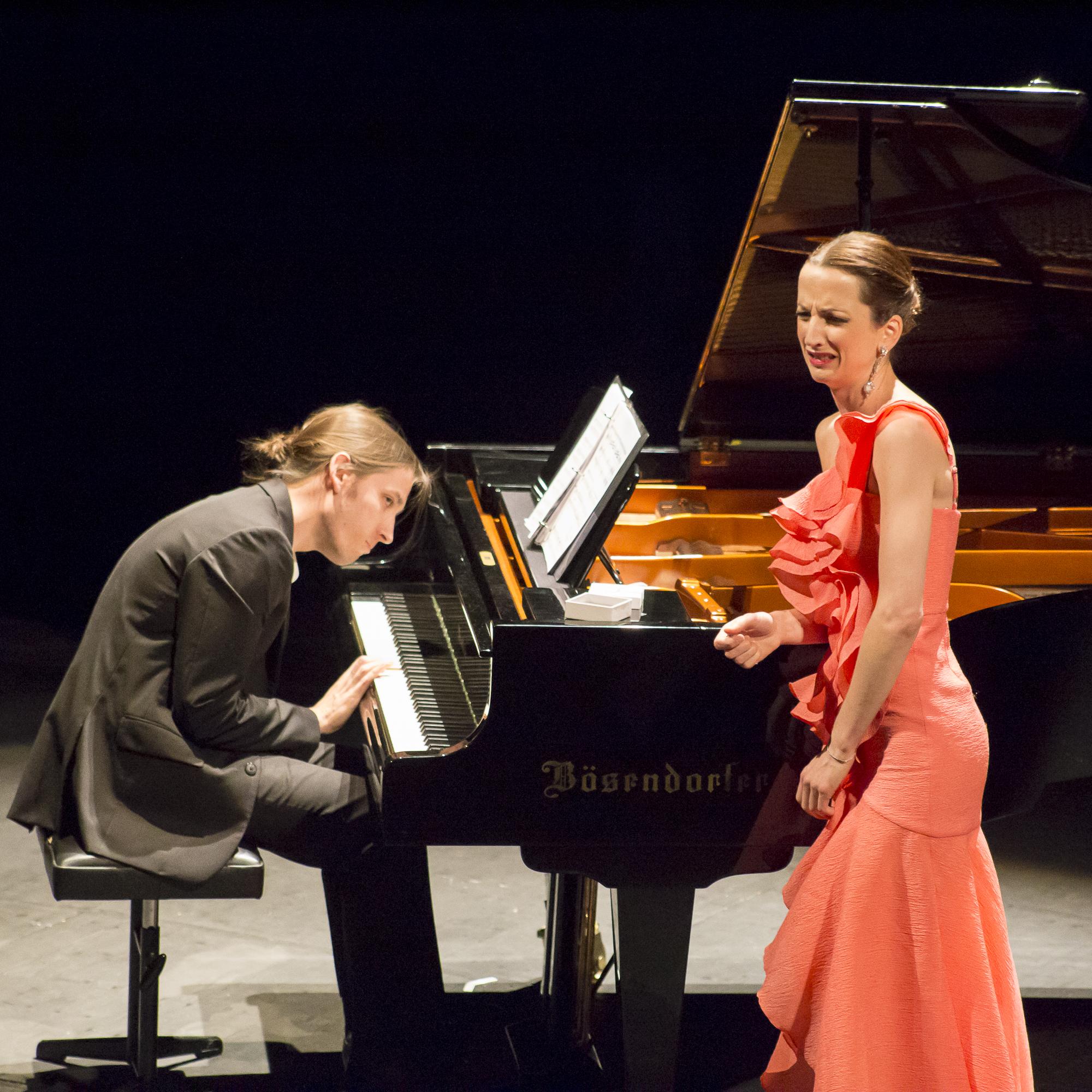 Printemps Musical en Pays Roannais - Récital avec Pierre-Nicolas Colombat, piano