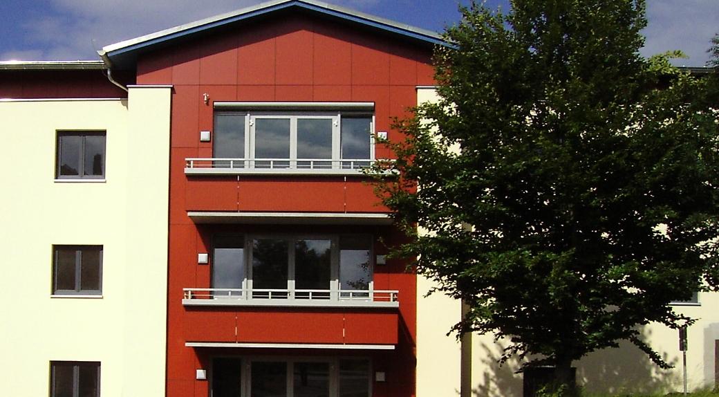 Behindertenwohnheim Schlema
