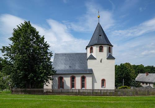 Allerheiligenkirche Raschau