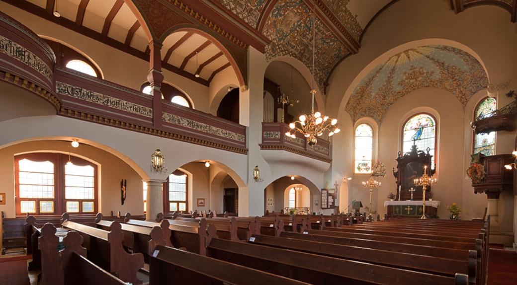 Auferstehungskirche Stenn