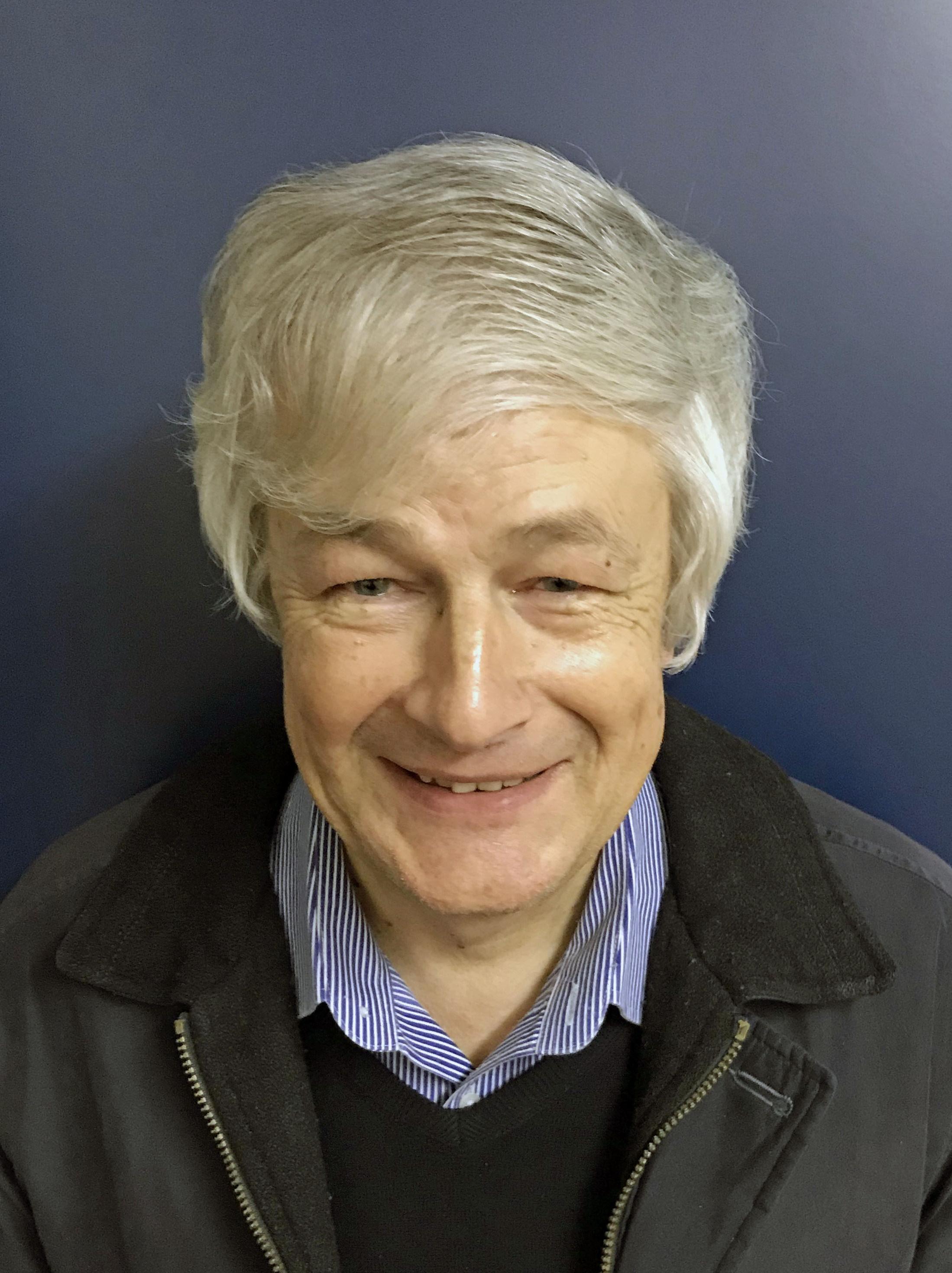 Bernhard Aegerter
