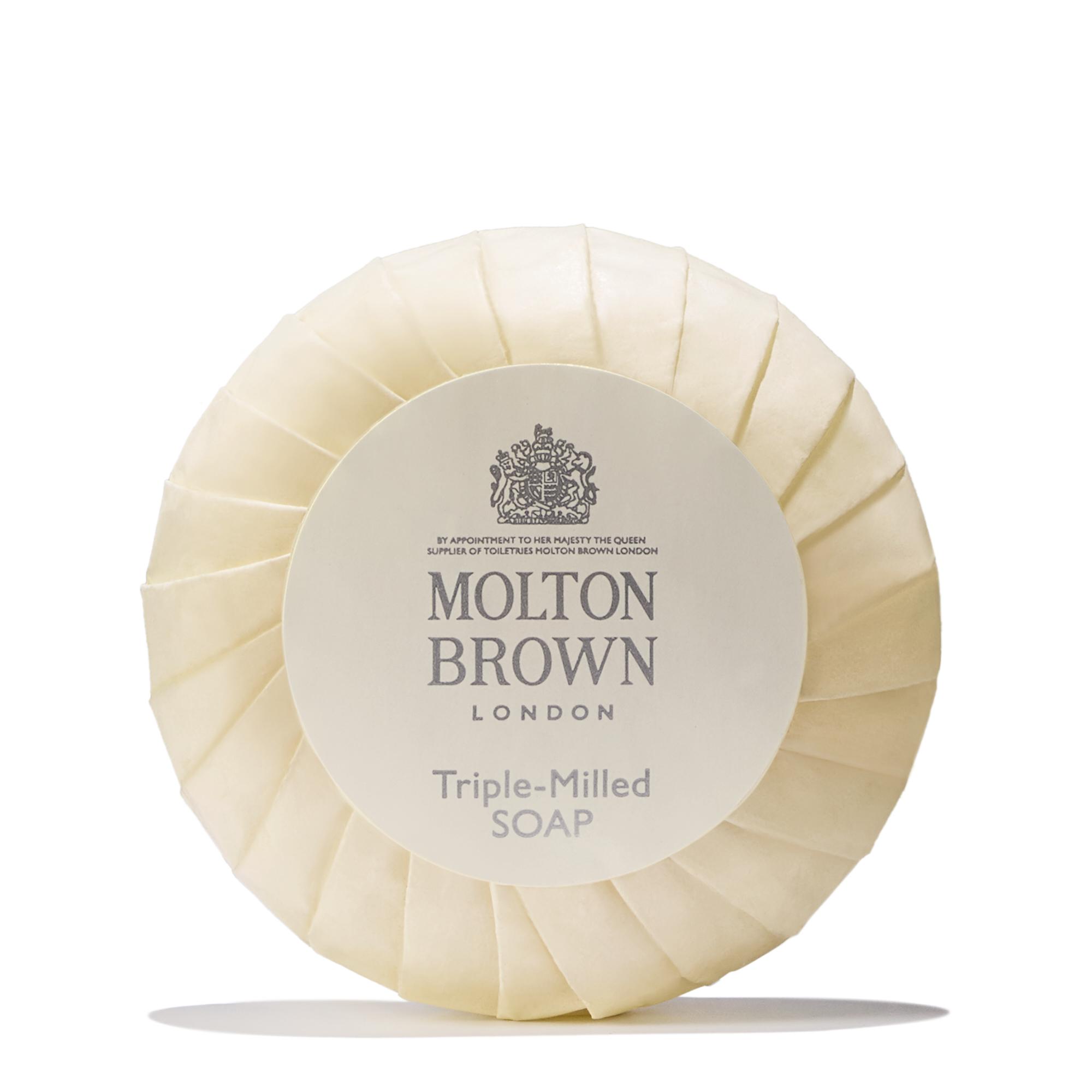 Molton Brown Ultra Pure Milk Wrapped Soap 25g