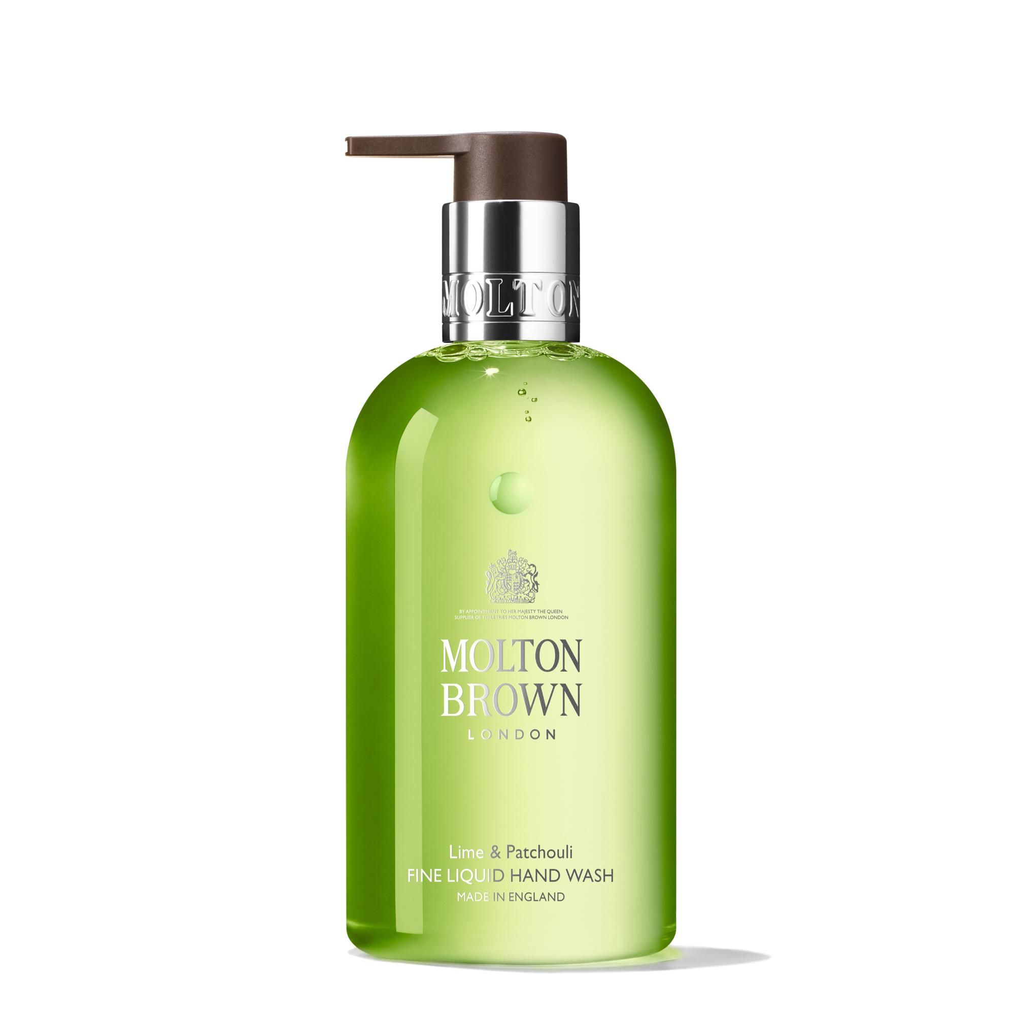 Molton Brown Lime & Patchouli Fine Liquid Hand Wash (300ml, 5l)