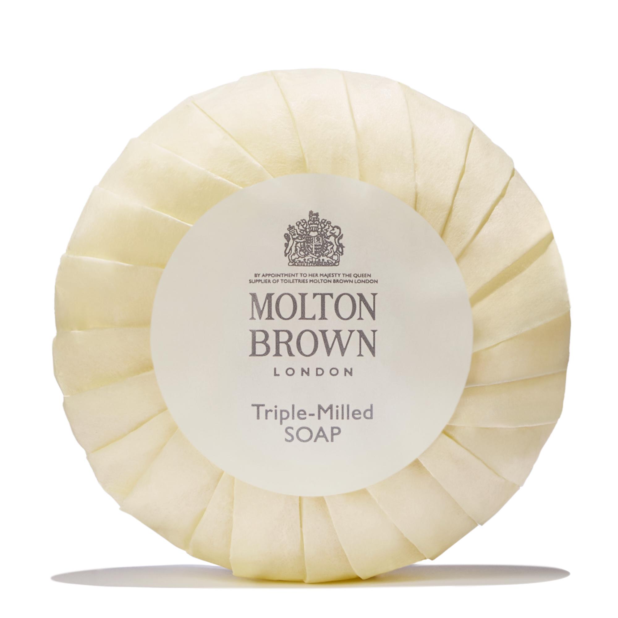 Molton Brown Ultra Pure Milk Wrapped Soap 50g