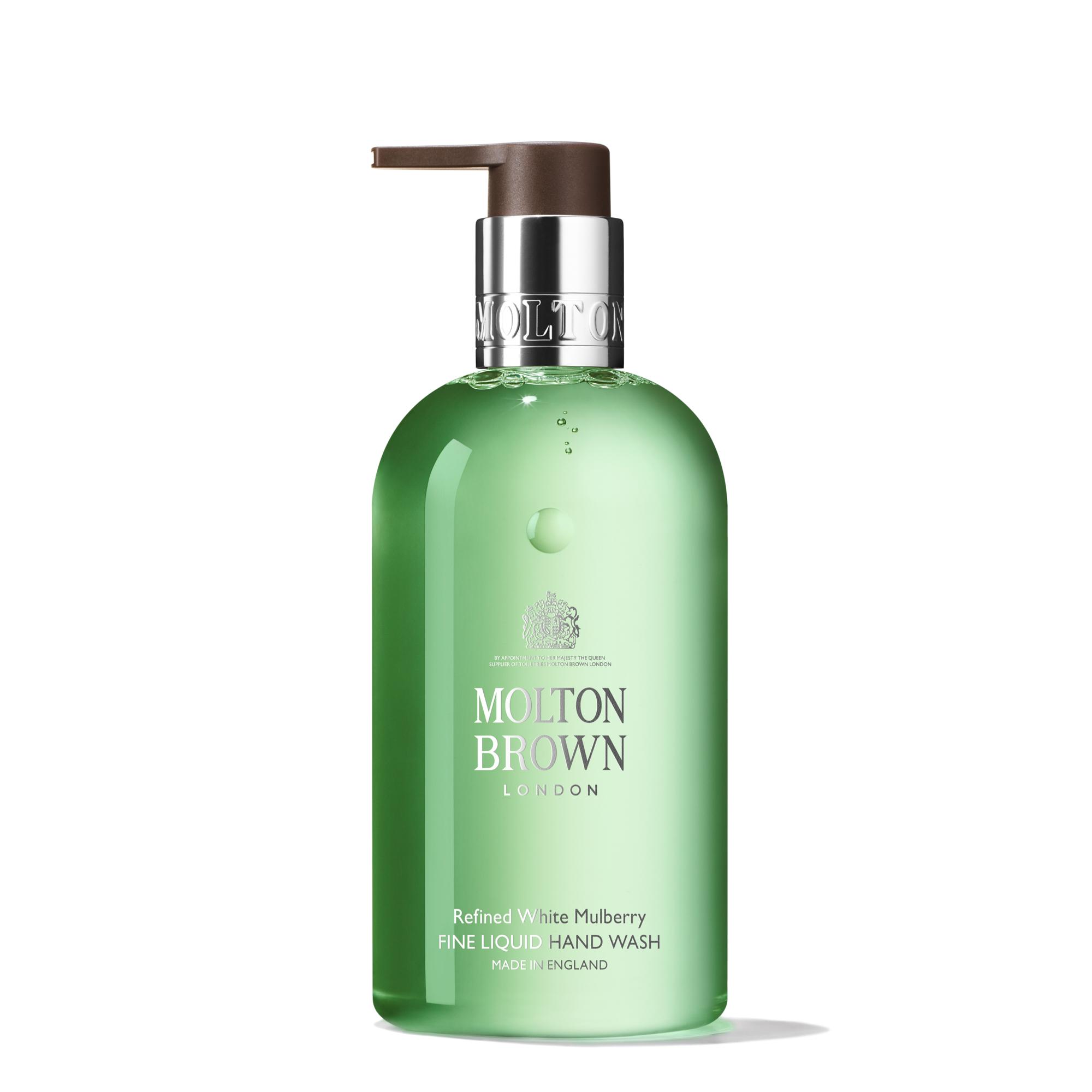 Molton Brown Refined White Mulberry Fine Liquid Hand Wash (300ml, 5l)
