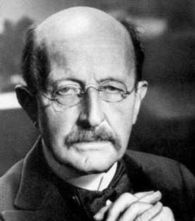 1858 - 1947, deutscher Physiker und Nobelpreisträger 1919