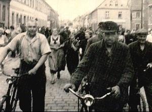 Volksaufstand in NIemegk.