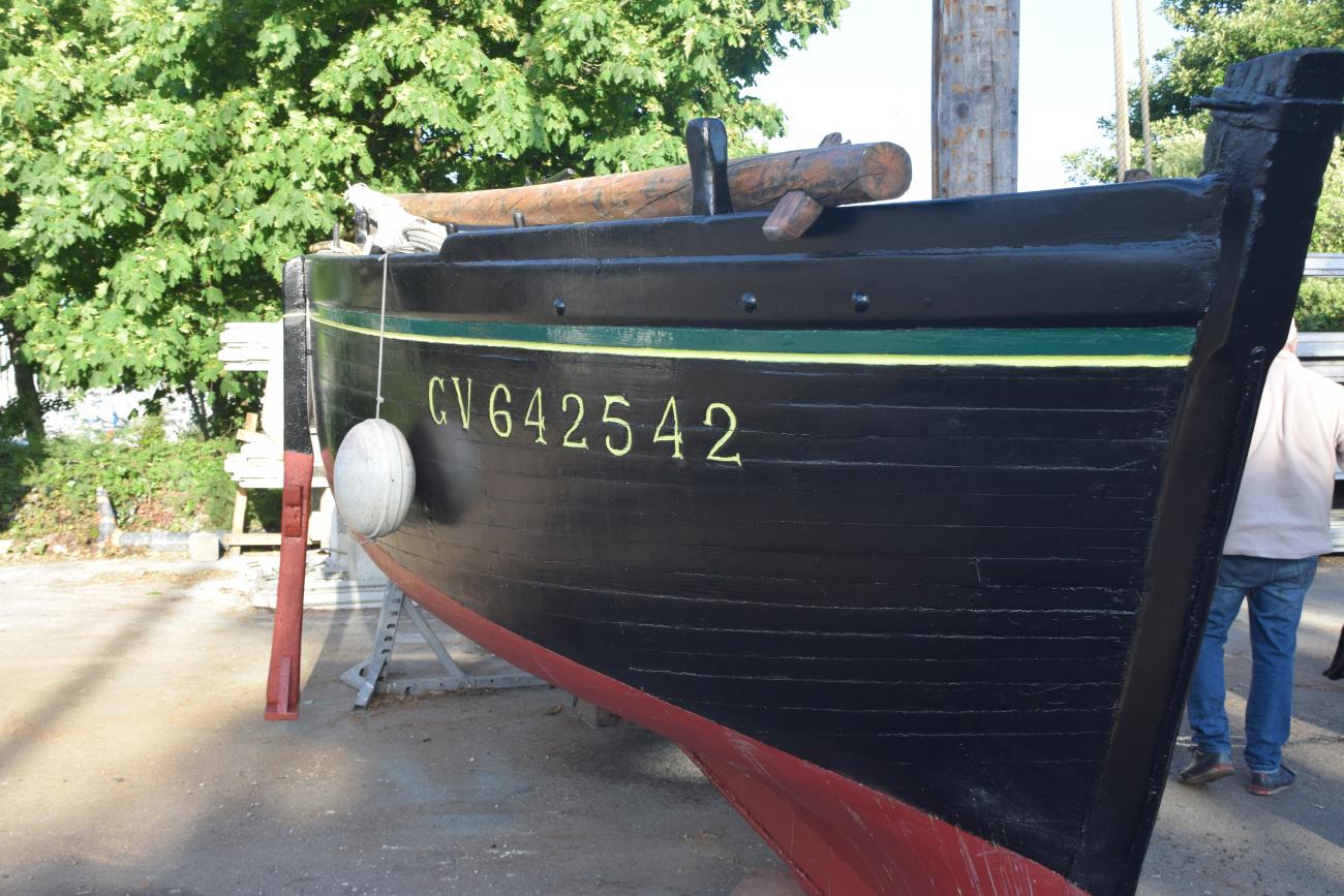 Ho mon bateau, c'est le plus beau des bateaux…