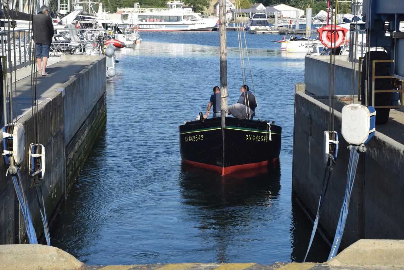 Direction le vieux port