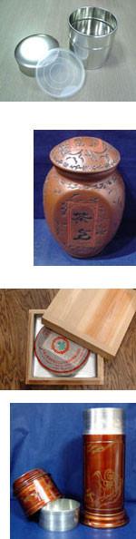 茶器・茶道具の保存