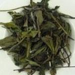 白牡丹(はくぼたん) 渋みは少なくさらっとした味わい。 熱を取ると言われ。 夏のお茶としてよさそう。