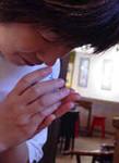 9)聞香杯からふわっといい香りが・・・。::悟空::--横浜中華街で生まれて30年。中国茶・中国茶器専門店