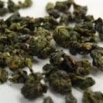 凍頂烏龍茶 (とうちょううーろんちゃ) 台湾の凍頂山一帯で採れる。 香り・味とも爽やかで飲みやすい。