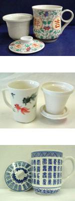 茶器・茶道具のマグカップ