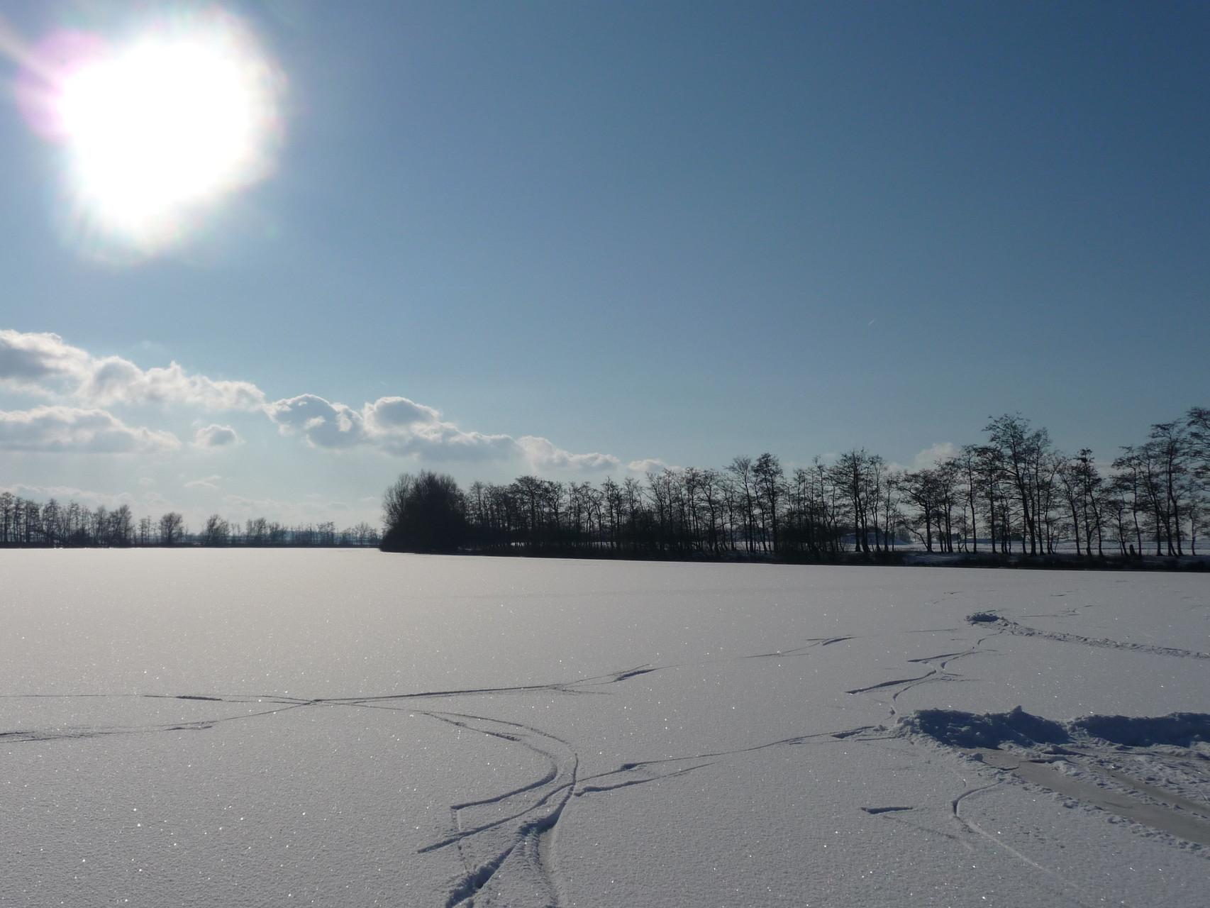 Dangast im Winter