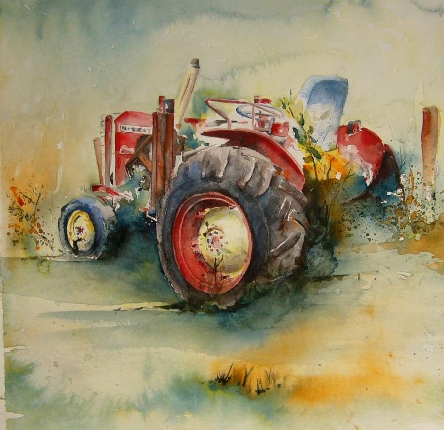 Tracteur 56x56