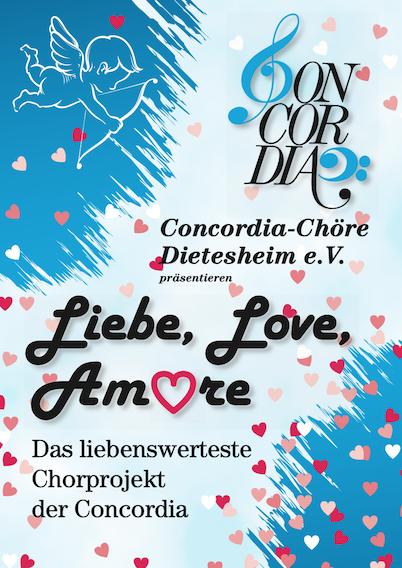 Chorprojekt Concordia Dietesheim 2020