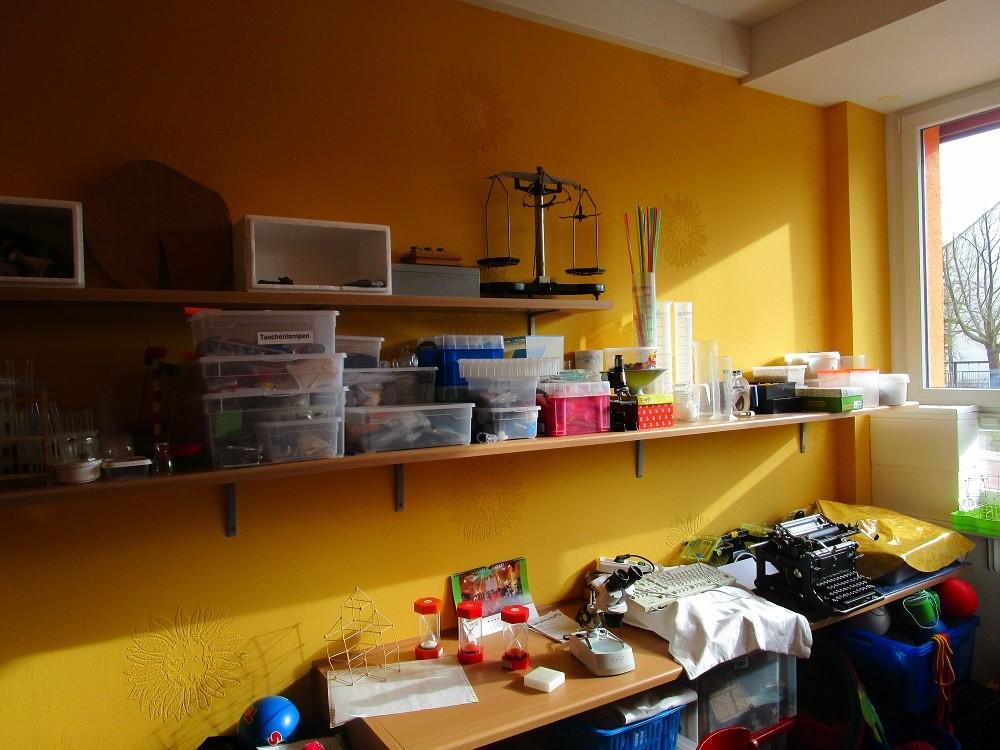 Haus der kleinen Forscher