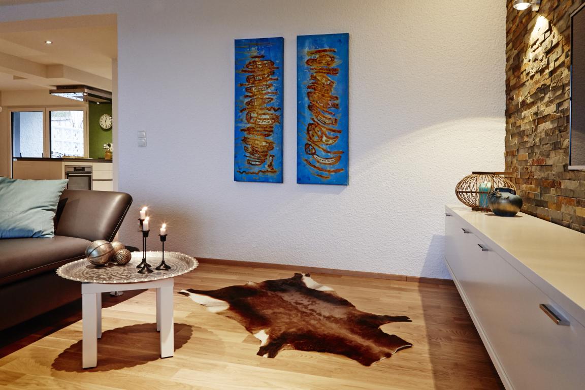 Wollen Sie Farbe, Vielfalt und Wärme in Ihre vier Wände bringen?
