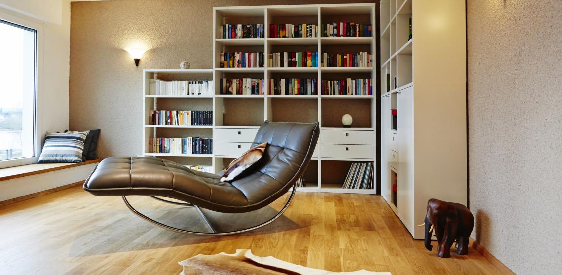 Sollen Ihre Räume eine ruhige und wohlige Atmosphäre ausstrahlen?