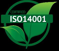ISO 14001 zertifiziertes Unternehmen Umwelt Management