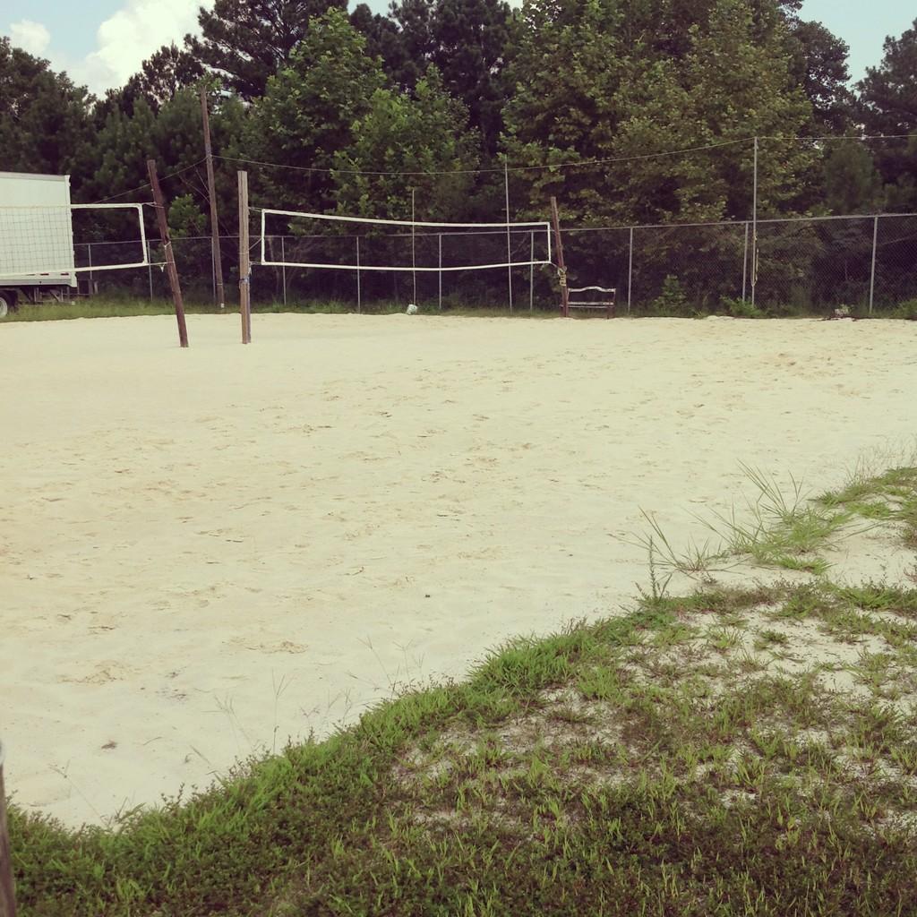 Sand V Ball/Training