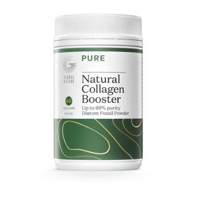 Organic Silica Powder Supplement