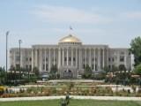 Präsidentenpalast in Dushanbe