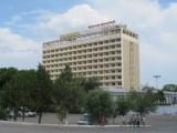 Hotelbau nach Sowjetart