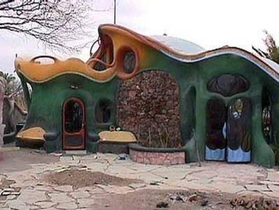 organische architektur und bionische architektur paraguay naturhaus organisch kologisch bauen. Black Bedroom Furniture Sets. Home Design Ideas