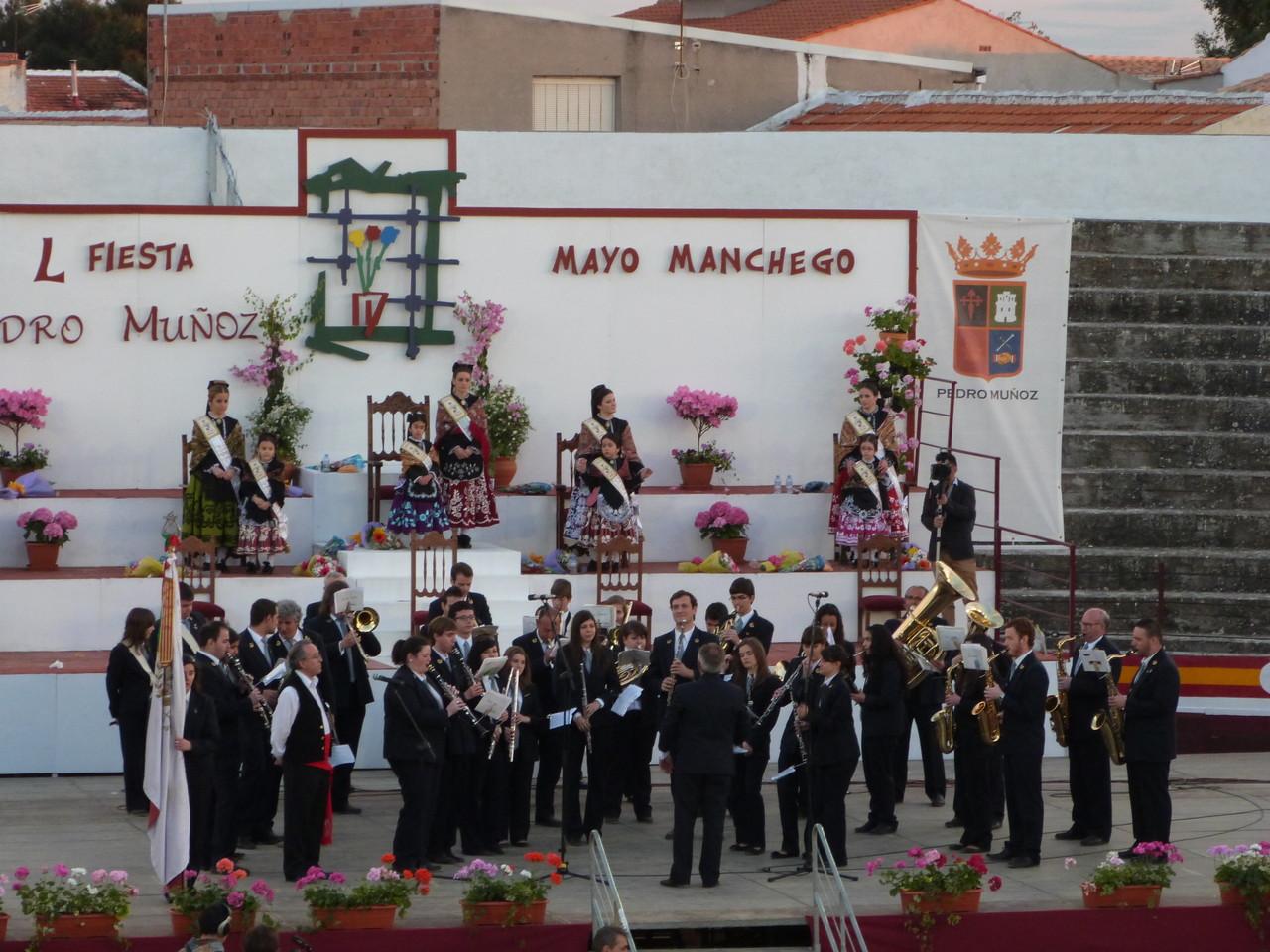 Hymne de Pedro Muñoz.