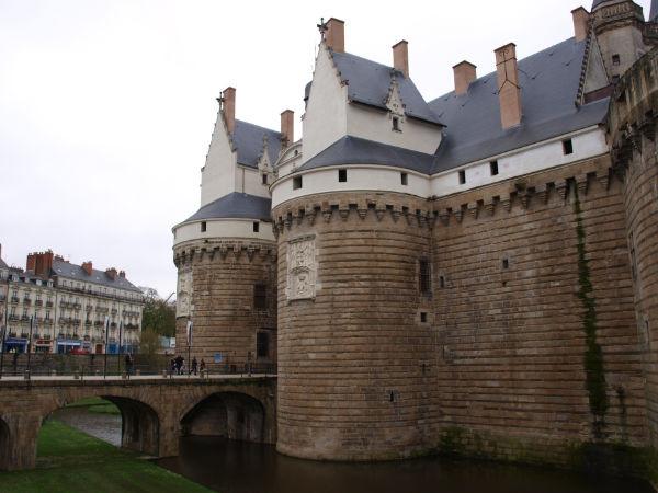Le Château de Nantes