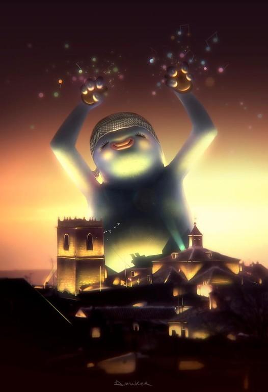 Affiche du Mayo Manchego 2011