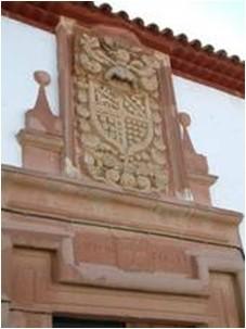 "Façade Maison ""Paca"", la plus ancienne de Pedro Muñoz"