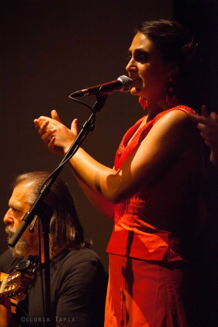 Photo de Gloria Tapia / Helena Cueto