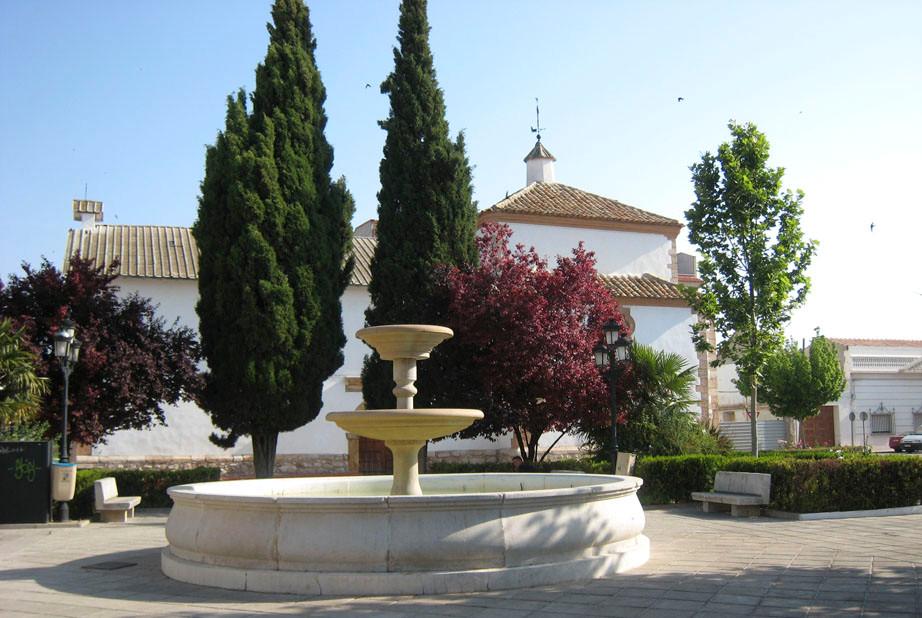 """La chapelle dite """"Ermita"""""""