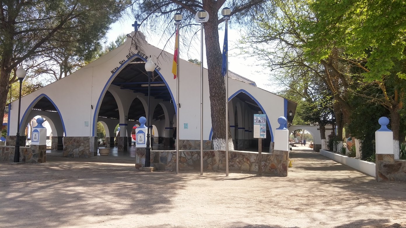 La chapelle de la vierge du Buen Parto