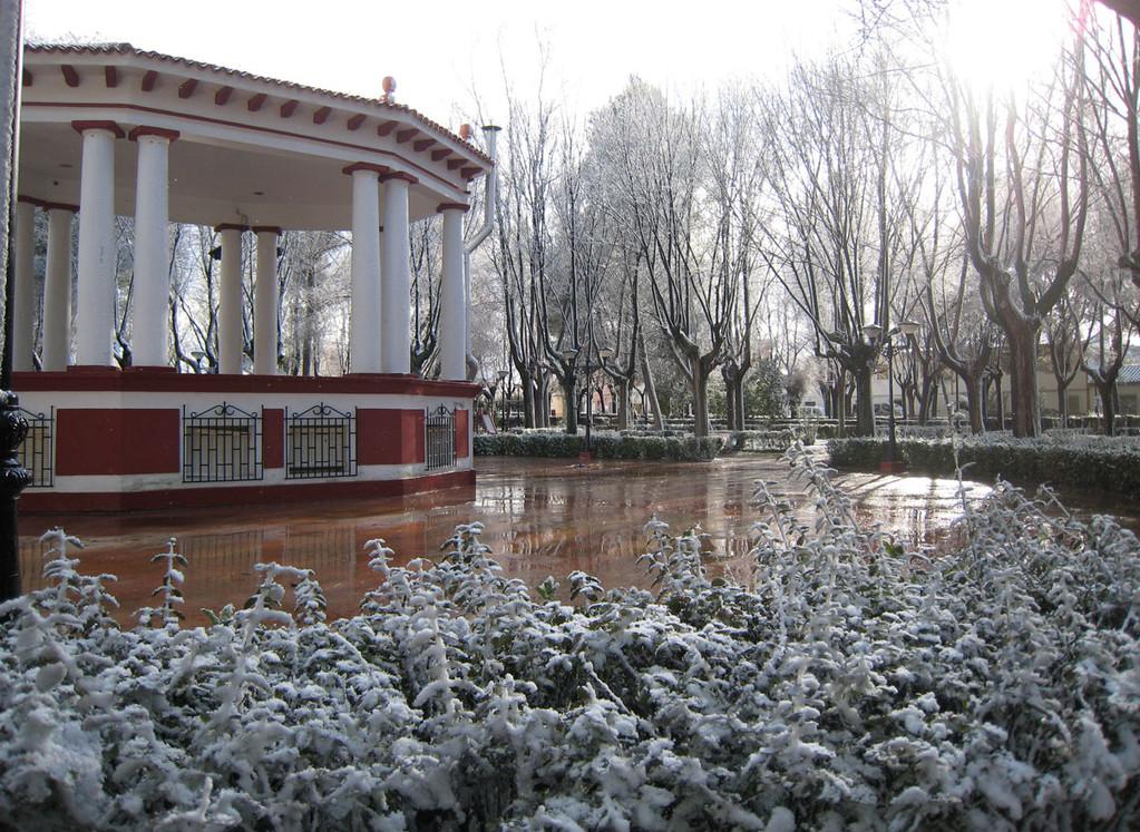 Kiosque du parc