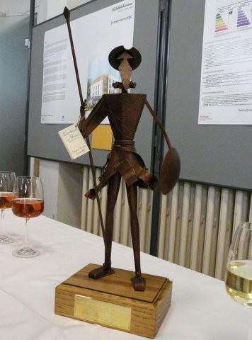 Don Quichotte offert aux Amis de Pedro Muñoz