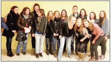 2014 - Réunion des Jeunes Amis de Pedro Muñoz