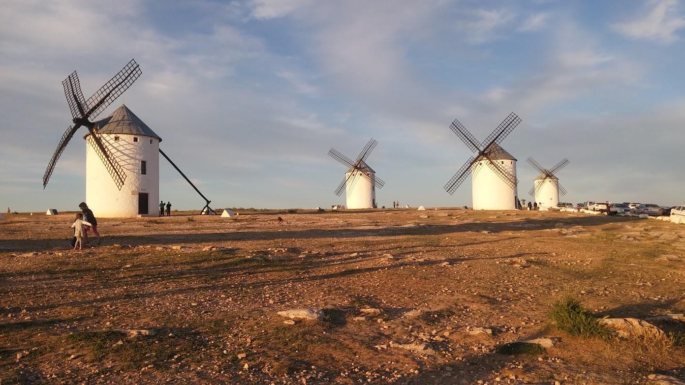 Moulins de Campo de criptana