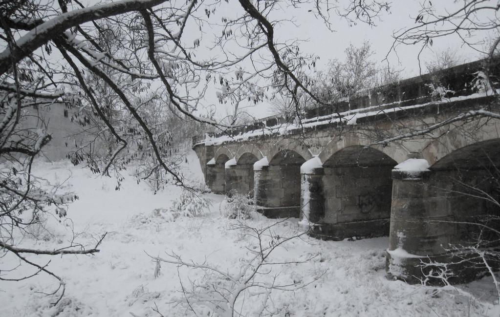 Pont dela Cubeta, Zancara