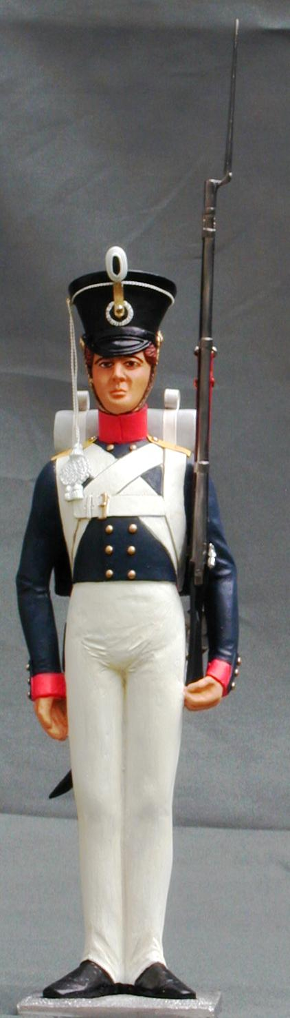 20011 Linien-Infanterie, 1829