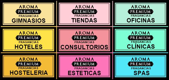 aromas-profesionales