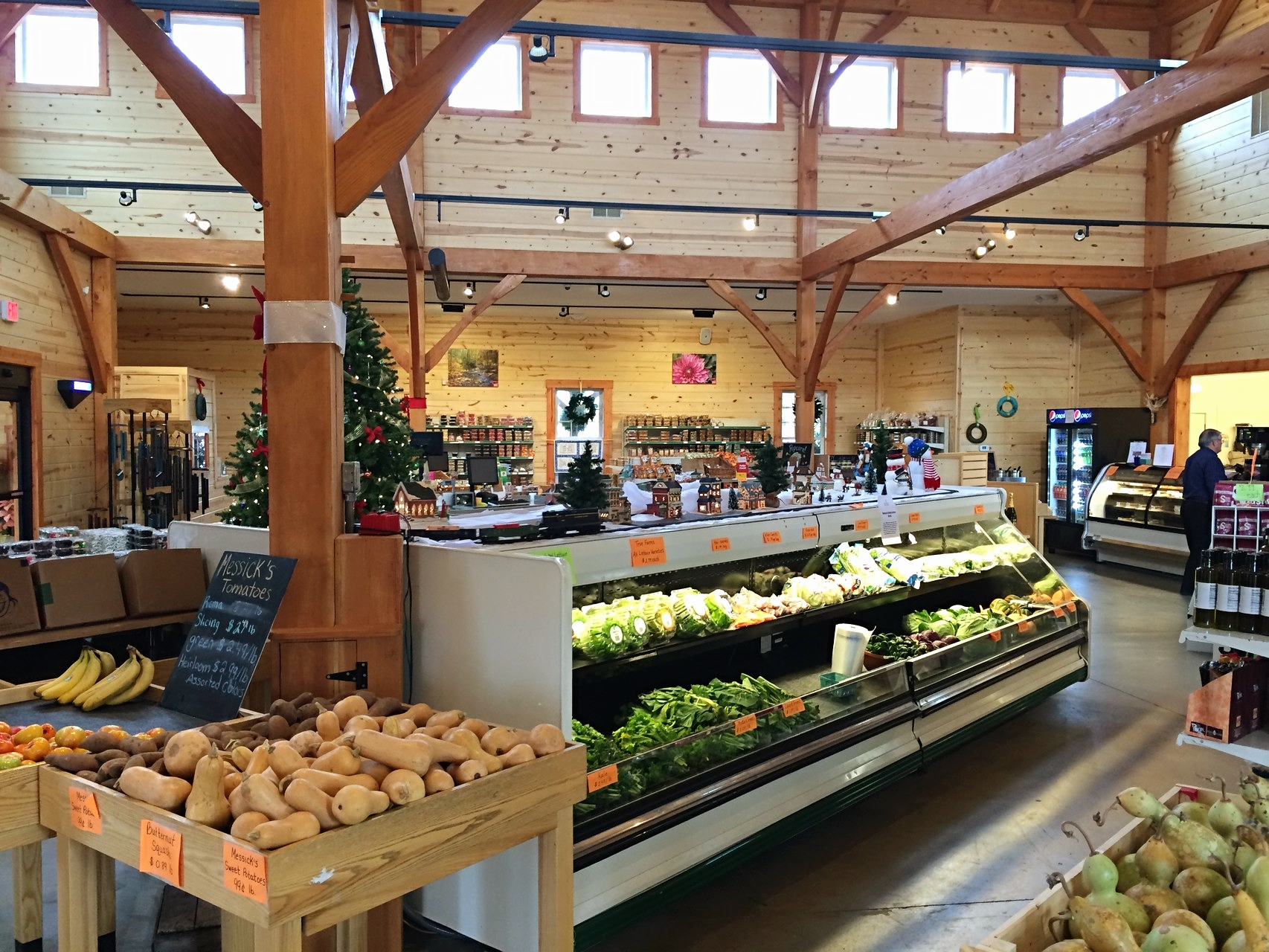 Messick's Farm Market Virginia