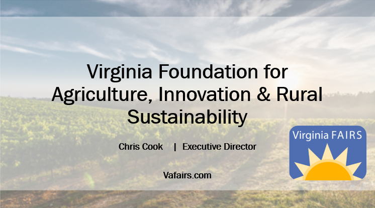 What is VA FAIRS? How can they help with value-added agriculture and VAPG?