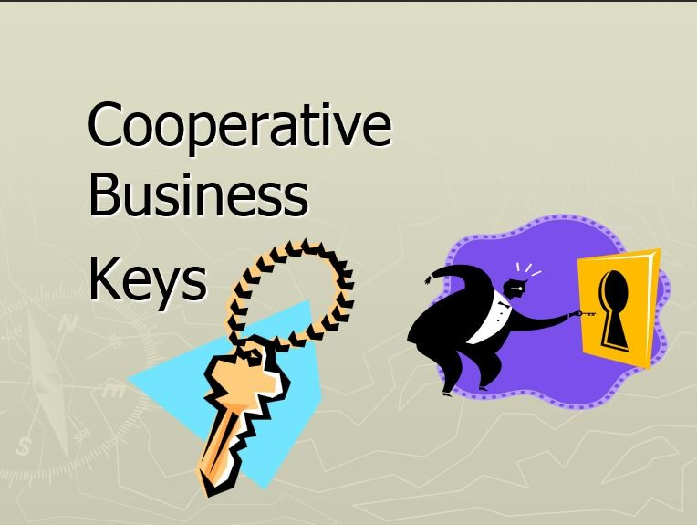 Cooperative Business Keys