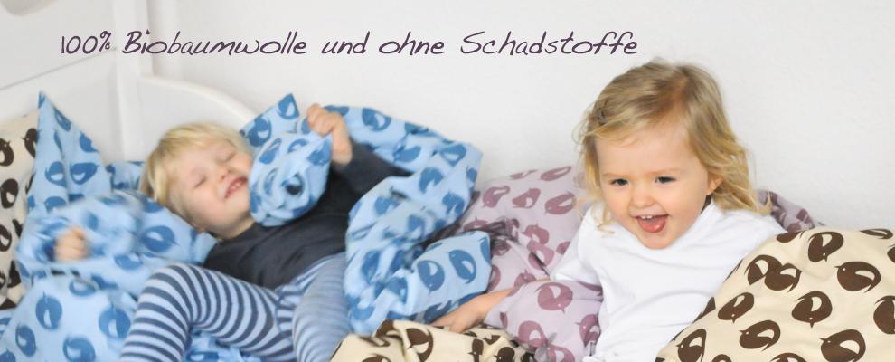 pusling Kinderbettwäsche